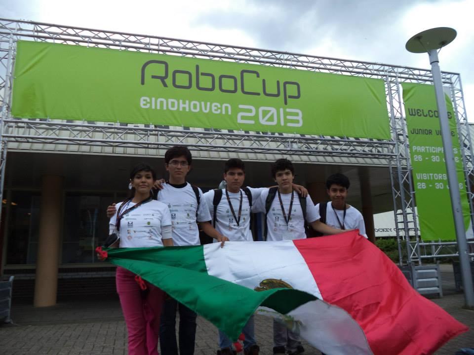 RoboCup Eindhoven Holanda.