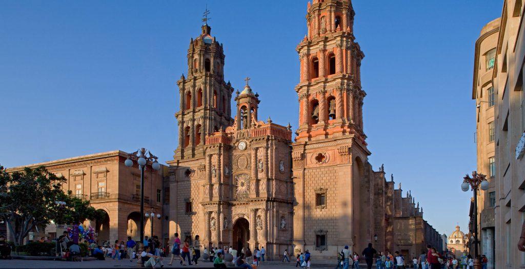 ¡Presencia en San Luis Potosí y Sinaloa!